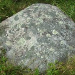 Inscribed boulder, Oak Island