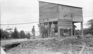 William Chappell Excavations 1931
